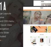 magentech Magento Template: SM Hurama - Responsive and Customizable Magento Theme