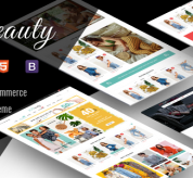 PrestaShop Themes: Beauty - Modern Responsive PrestaShop 1.7 Fashion Theme