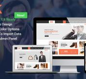 magentech Magento Template: SM Nik - Responsive Magento 2.2.x and 1 Theme for Fashion