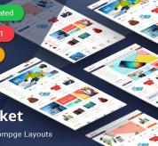 PrestaShop Themes: Market - Responsive Multipurpose PrestaShop 1.6 and 1.7 Theme