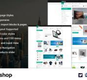 magentech Magento Template: SM Azshop - Responsive Multipurpose Magento Theme