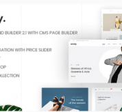 Magesolution Magento Template: Amely – Clean & Modern Magento 2 Theme