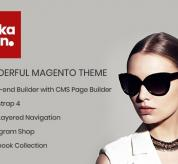 Magesolution Magento Template: Dukaken - Wonderful Magento 2 Theme