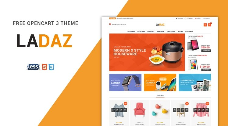 So Ladaz - opencart Template - ADD THEMES