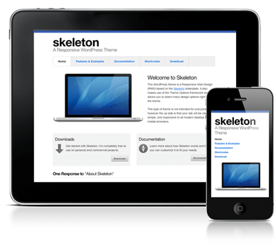 Drupal Theme: Skeleton Free Drupal Theme