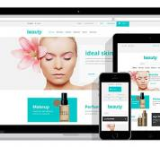 PrestaShop Themes: Beauty Store Free PrestaShop Theme