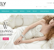 PrestaShop Themes: Free Wedding Shop PrestaShop Template