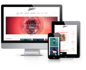 Wordpress Premium Theme - Simplest - WordPress  Blog Theme