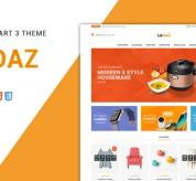 Opencart template So Ladaz