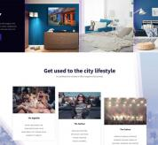 Wordpress Premium Theme - Realtor WordPress Theme SKYPOINT