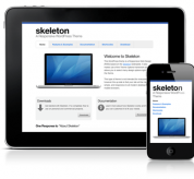 Drupal Themes: Skeleton Free Drupal Theme