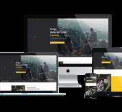 Wordpress Free Theme - TPG Photography – Free WordPress Photo Gallery theme