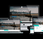 Wordpress Themes: TPG Fishing – Free WordPress Fishing theme
