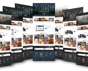 WebKomp Joomla Template: Joom!